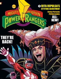 Mighty Morphin Power Rangers: Rita Repulsa's Attitude Adjustment