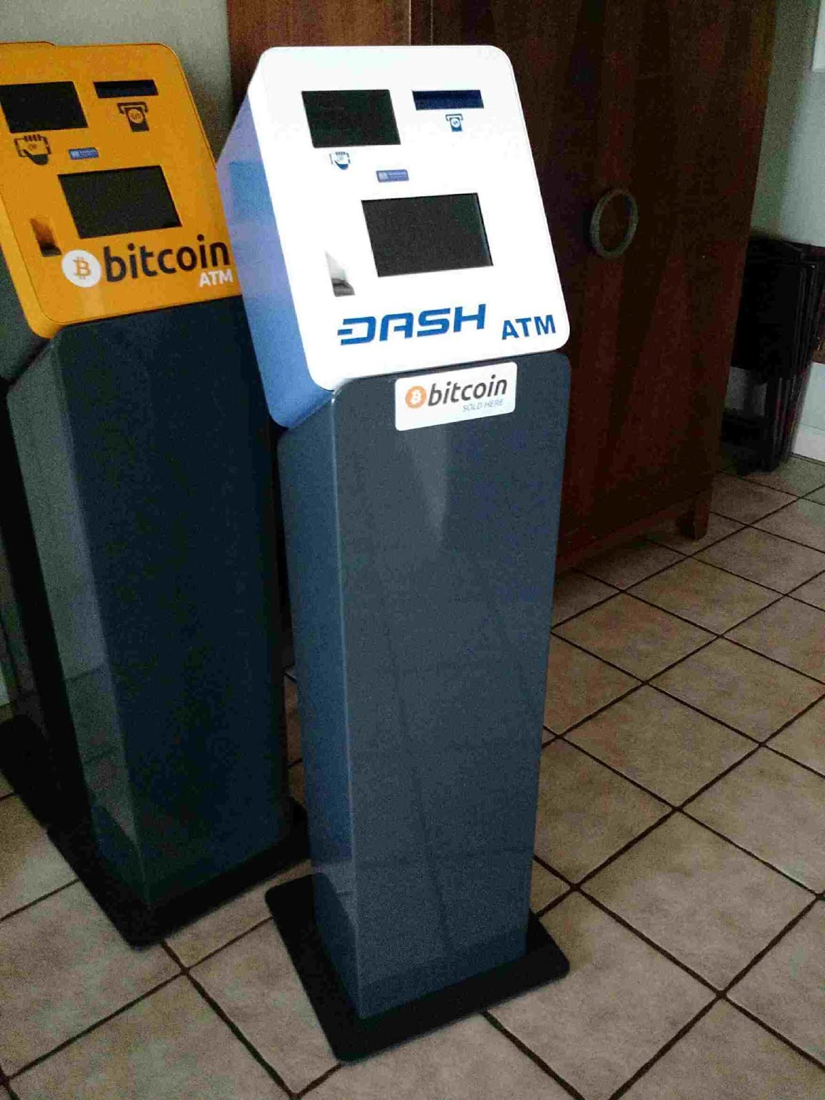 Dash & Bitcoin ATMs