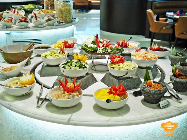 Ramadhan Buffet 2018 Cobalt Room Ritz Carlton Kuala Lumpur Famous Penang Rojak