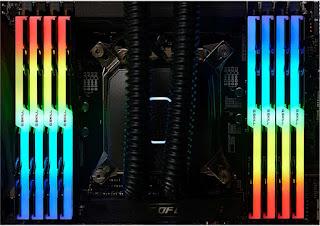 Ram GSKILL 32GB DDR4 Bus 3000 F4-3000C16Q-32GTZR (4x8GB)