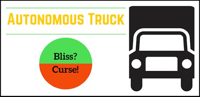 Autonomous Truck Debate