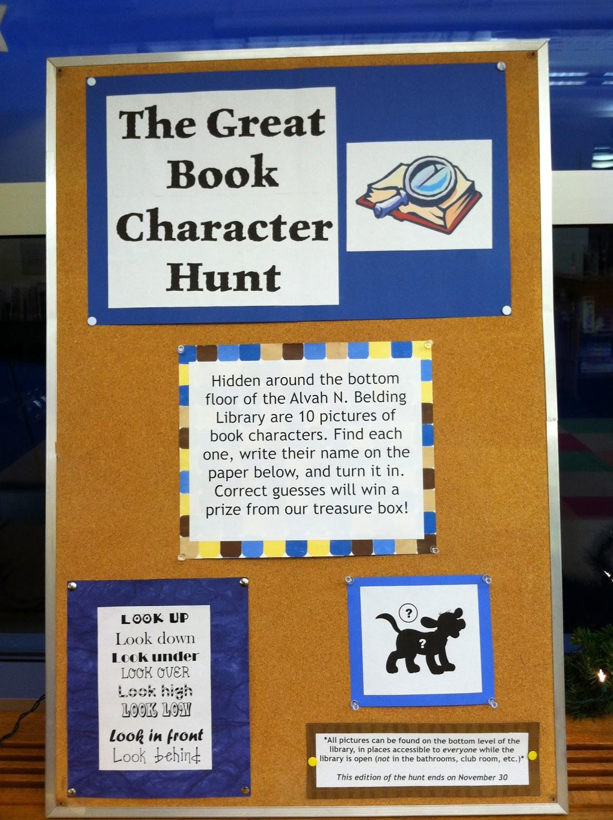 treasure hunt essay