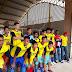 Meninos de Mairi participam de peneira de futebol em Baixa Grande