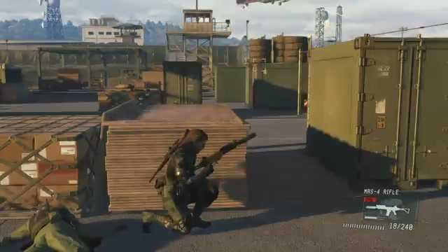 Download Pc Games Metal Gear Solid V: Ground Zeroes (FULL