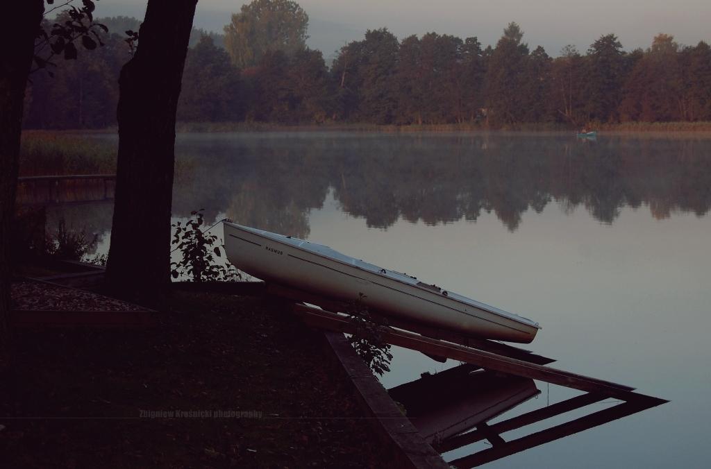 Olsztyn, jezioro Skanda