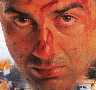 Action Movie of Sunny Deol Mohalla Assi