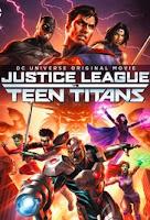 Justice League Vs Teen Titans - Subtitle Indonesia