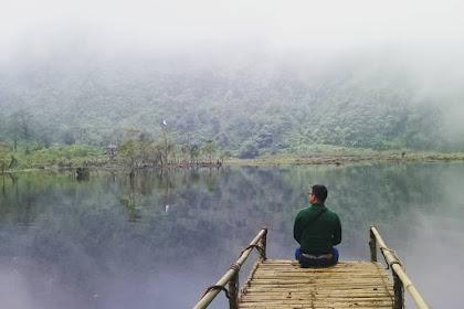 Wisata Telaga Mangunan Petungkriyono Pekalongan