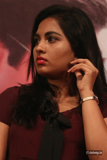 Srushti Dange Photos at Dharmadurai Movie Pressmeet
