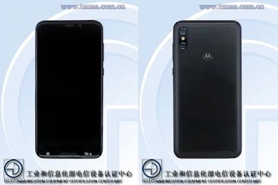 Bocoran Spesifikasi Motorola One Power Mucul di Situs TENAA