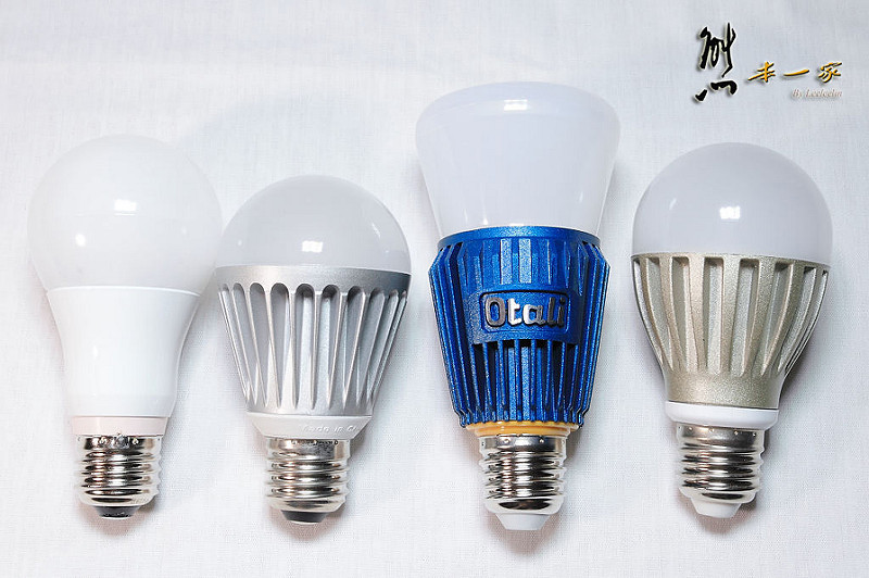 東芝高演色性LED燈泡 日月光 Otali everlight