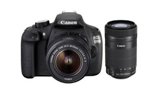Canon EOS 1200D 18MP Digital SLR Camera