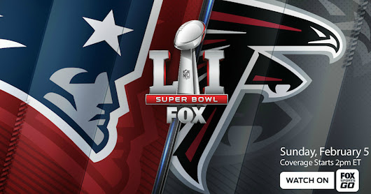 Roku users: Watch Superbowl 51 FREE on Sunday!