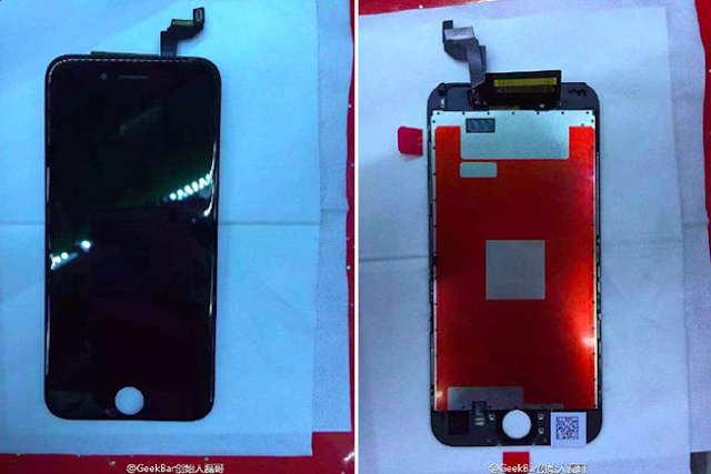 iPhone 6S display assembly leaked in photos