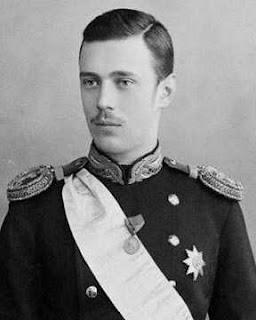 Grand Duke George Alexandrovich of Russia.