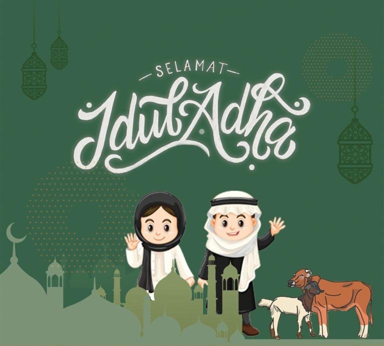 Ucapan Selamat Hari Raya Idul Qurban 2021