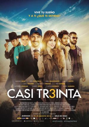 CASI TREINTA (2014) Ver Online - Español latino
