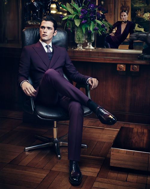 Sean O'Pry, male model