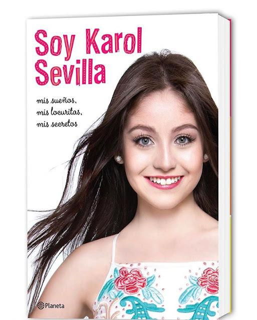 Karol Sevilla wydaje swoją autobiografię