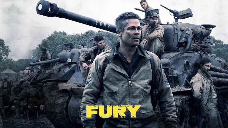 Fury Movie HD