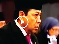 Video: Perhatikan Gelagat Setya Novanto Saat Doa di DPR 2015 di Menit 3:40
