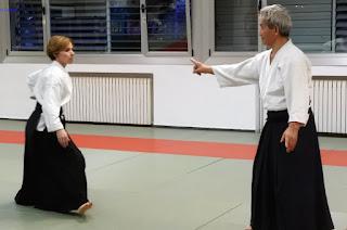 Aikido Yasunari Kitaura ACAE