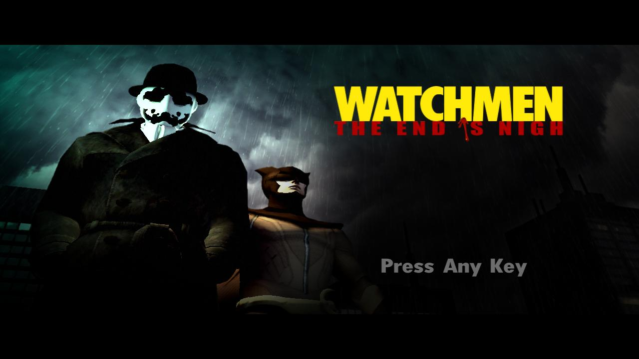 Watchmen The End is Nigh PC Version