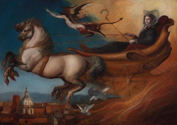 Фантастический мир. Giovanni Tommasi Ferroni