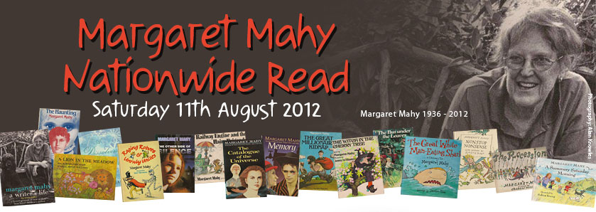 Margaret Mahy Nationwide Read