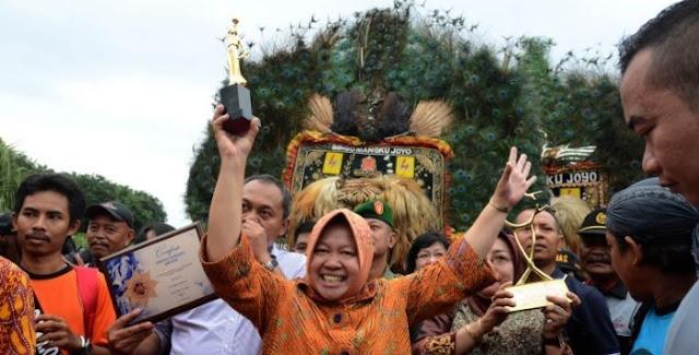 Surabaya Raih Penghargaan Lee Kwan Yew