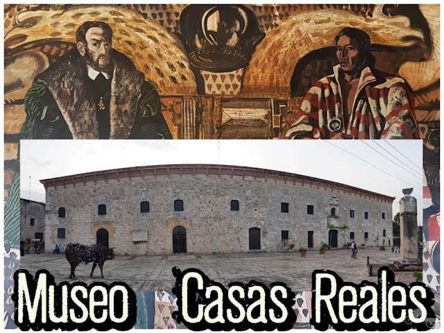 museo casas reales santo Domingo