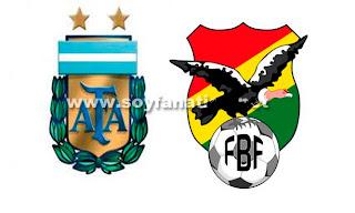 Argentina vs Bolivia Copa Centenario 2016