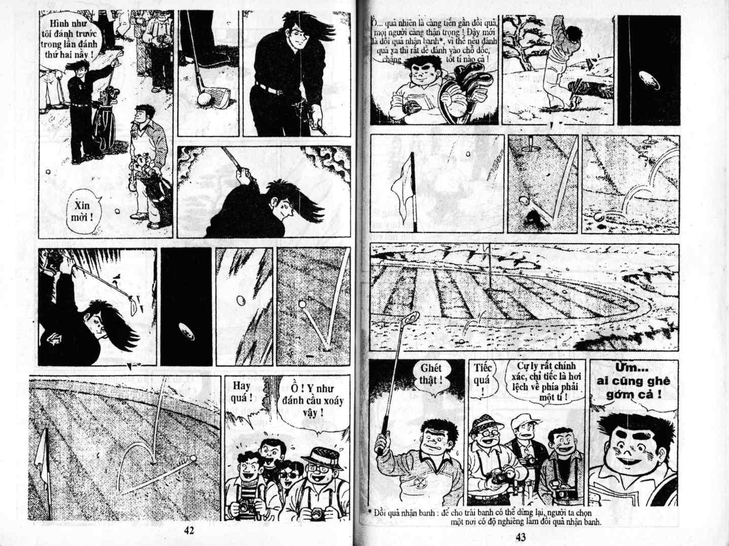 Ashita Tenki ni Naare chapter 3 trang 20