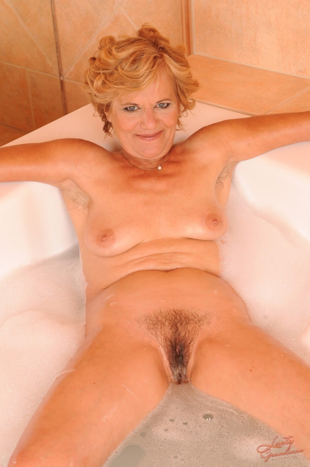 Naked Old Granny