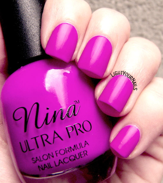 Nina Ultra Pro Punki Purple