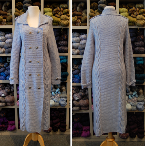 Jennifer Knits Los Angeles: Plymouth Cashmere Cable and ...