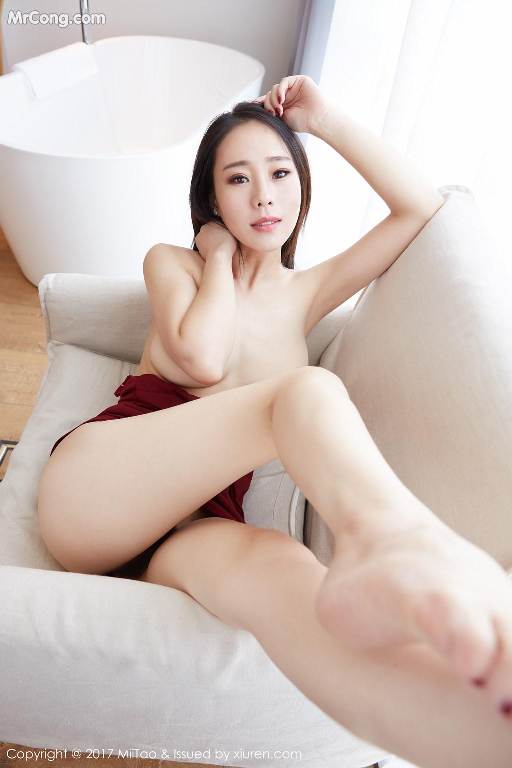 Image MiiTao-Vol.079-Yu-Wei-MrCong.com-027 in post MiiTao Vol.079: Người mẫu Yu Wei (雨薇) (54 ảnh)