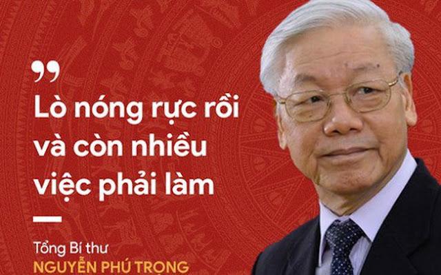 Nguyễn Phú Trọng giữ chức CTN