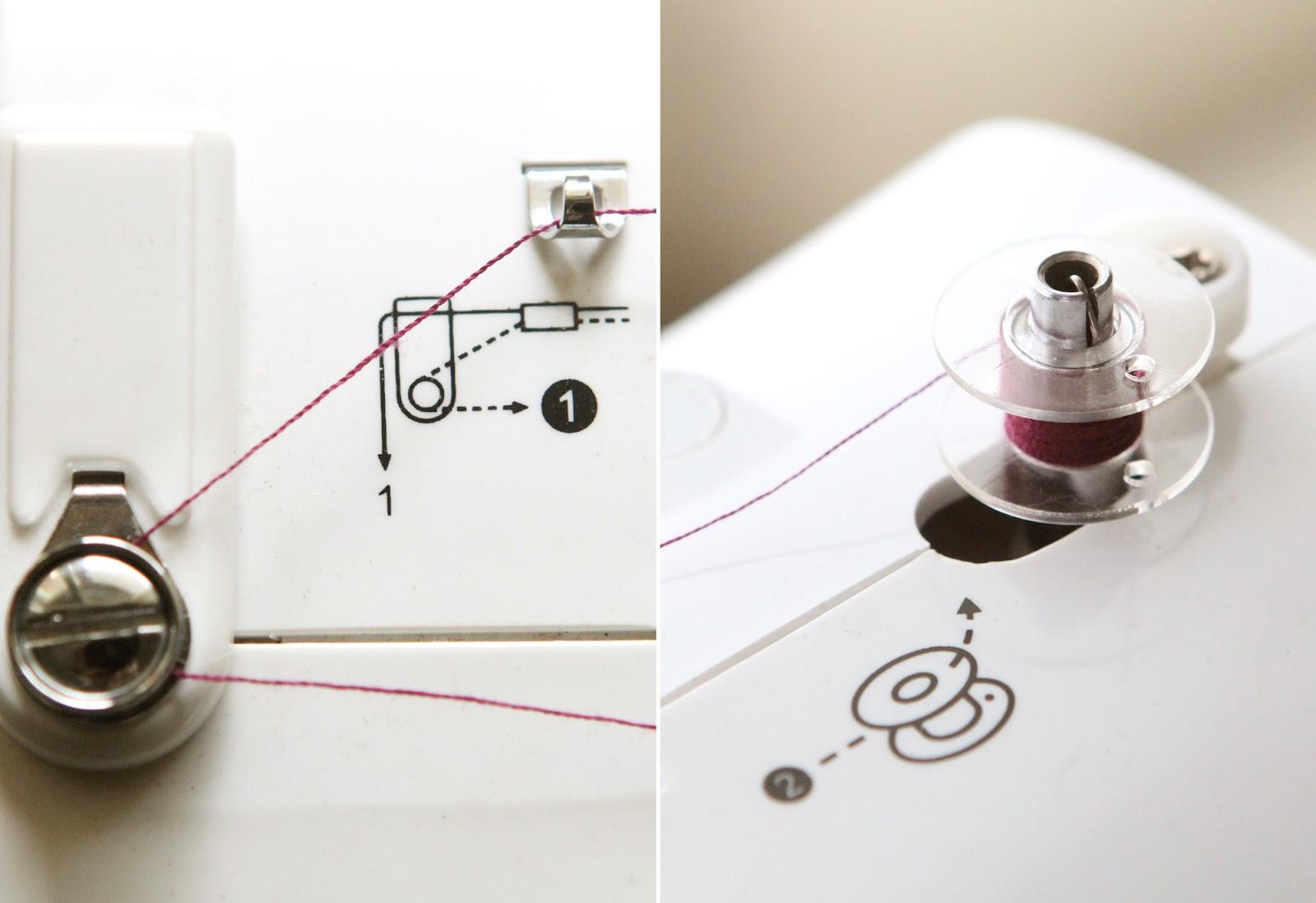 Nähmaschine Unterfaden Aufspulen : n hmaschine unterfaden aufspulen inspirierendes design f r wohnm bel ~ Eleganceandgraceweddings.com Haus und Dekorationen