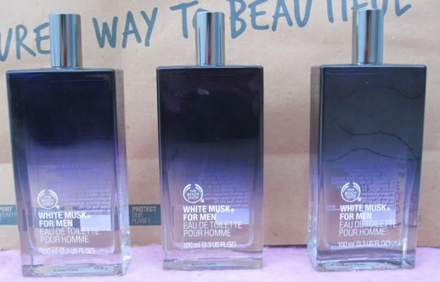 Tampil Percaya Diri Dengan Parfum White Musk