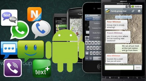 best android text messaging app