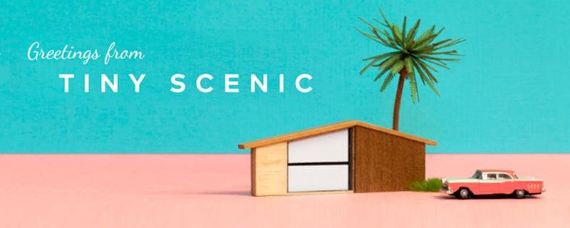 Joyas Arquitectónicas en miniatura
