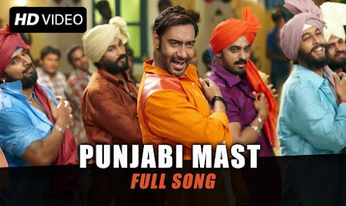 Punjabi Mast - Action Jackson (2014)
