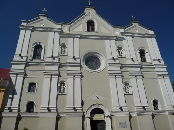 Дрогобыч. Собор пресвятой Троицы. 1690 г.