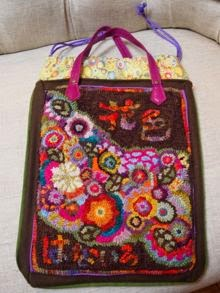 Flat Purse Flower Colors