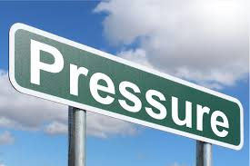 What is pressure?