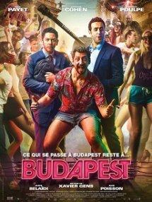 Crazy Trips – Budapeste (2019) Dublado