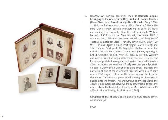 DSFB catalogue Tas family albums 2011