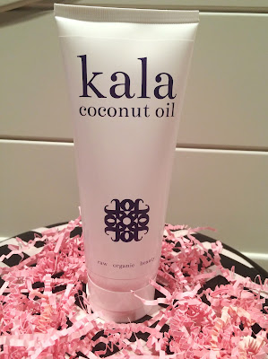 kala coconut oil from ecocentric mom box