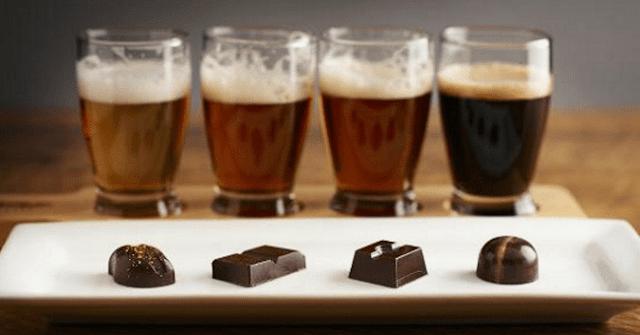 Descubra como combinar diferentes estilos de chocolate com cerveja